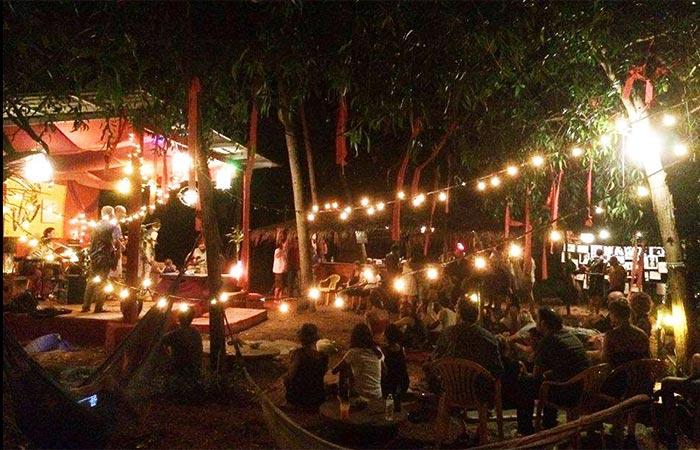 Il Jam Bar di Koh Phangan