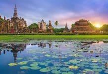 Da Chiang Mai a Sukhothai