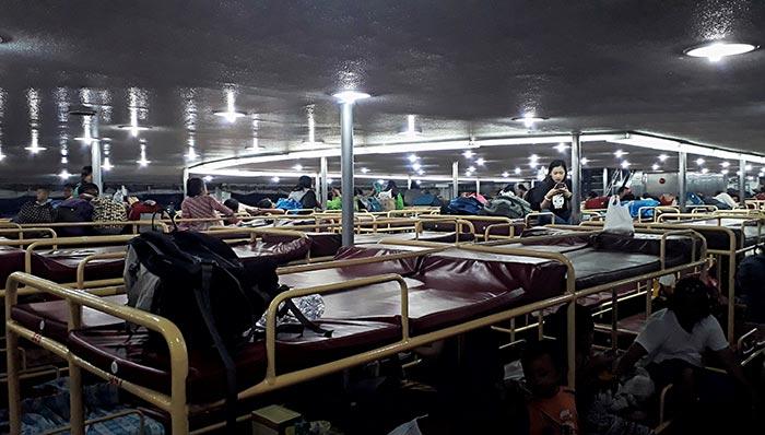 Traghetto da Manila a Bacolod