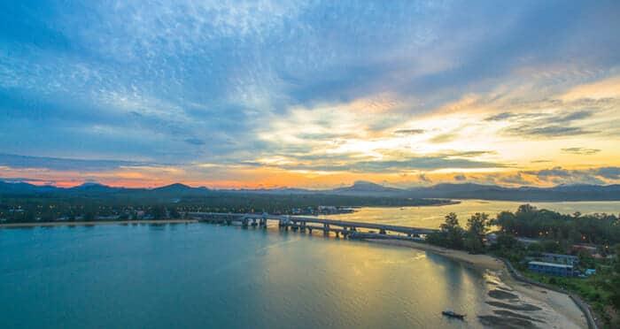 Opzioni di viaggio per andare da Hat Yai a Phuket