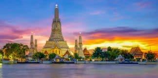 Da Koh Tao a Bangkok