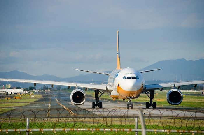 Voli da Manila a Bacolod