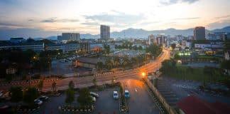 Da Kuala Lumpur a Ipoh