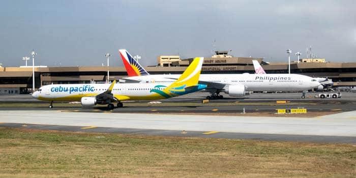 Voli da Manila a Dumaguete