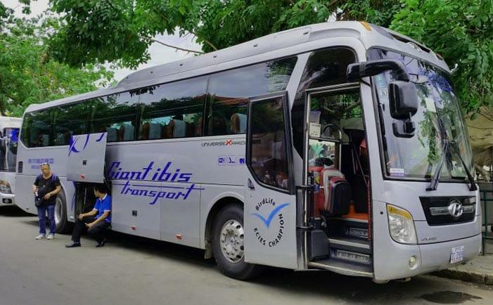 Da Phnom Penh a Kampot in Autobus