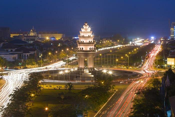 Opzioni per andare da Phnom Penh a Kampot
