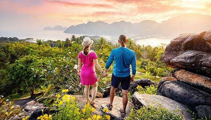 Opzioni di viaggio per andare da Koh Phangan a Koh Phi Phi