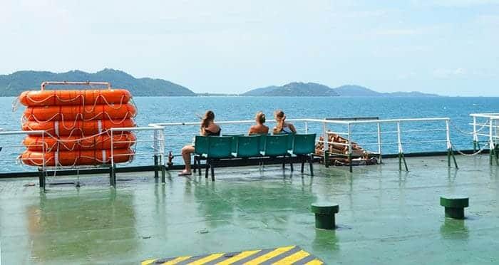 Opzioni di viaggio per andare da Koh Samui a Koh Phi Phi