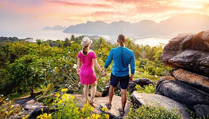 Opzioni di viaggio per andare da Koh Phi Phi a Koh Lanta